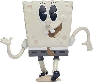 "SpongeBob SquarePants, SpongePop CulturePants, 4.5"" Collectible Vinyl Figure, Series 1 - Old-Timey Spongebob"