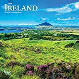 Ireland 2020 7 x 7 Inch Monthly Mini Wall Calendar, Scenic Travel Dublin Irish