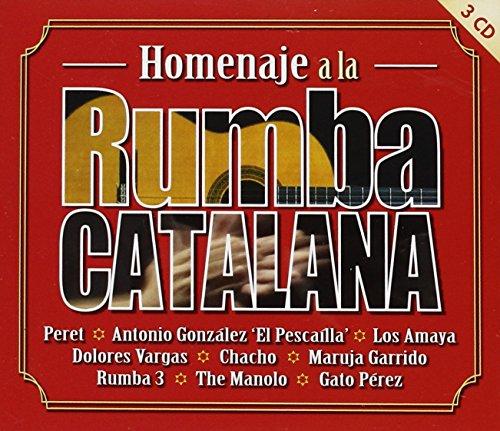 Homenaje a la Rumba Catalana