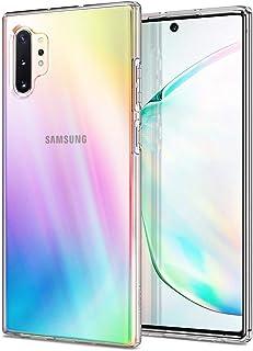 Spigen Liquid Crystal Designed for Samsung Galaxy Note 10 Plus Case/Galaxy Note 10 Plus 5G Case (2019) - Crystal Clear