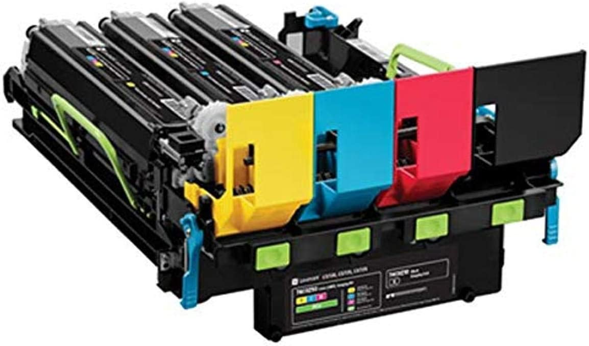 Lexmark 74C0ZV0 CS720, CS725, CX725 Color (CMY) Return Program Imaging Kit, Cyan/Magenta/Yellow