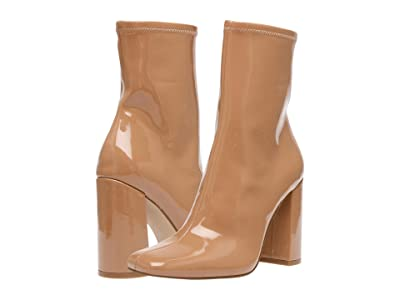 Steve Madden Fulton Dress Bootie (Camel Patent) Women