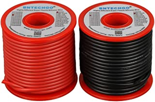 Bntechgo 16 Gauge Silicone Wire