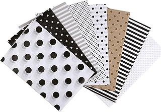 JUN - H Papier décoratif ultra fin pour scrapbooking et loisirs créatifs (160 feuilles)