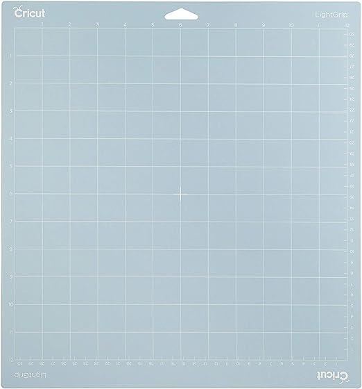 30,48 x 30,48 cm, 2 alfombrillas adhesiva color verde claro Alfombrilla de corte StandardGrip para Cricut Explore Air 2//Cricut Maker