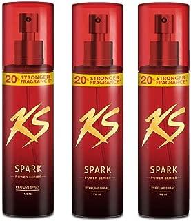 Kama Sutra Power Series Deodorant for Men, 135ml (Pack of 3)