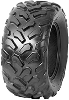 Duro DI-K591, KT195 Tire-Rear, Black, 25X10X12, 4-Ply