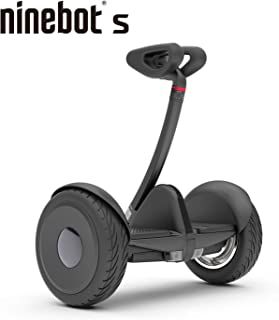 Segway Ninebot S Smart Self-Balancing Electric Transporter, Black