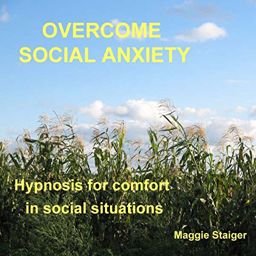 Overcome Social Anxiety cover art