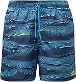 adidas Herren Parley Short Length Badehose, Legend Ink/Core Blue, L