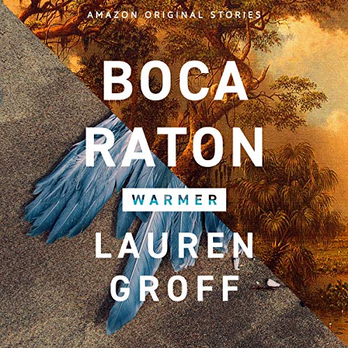 Boca Raton audiobook cover art