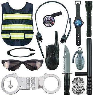 Amazon.es: disfraz de policia niño