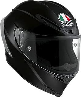 AGV Unisex Corsa R Adult Helmet-Black/Small