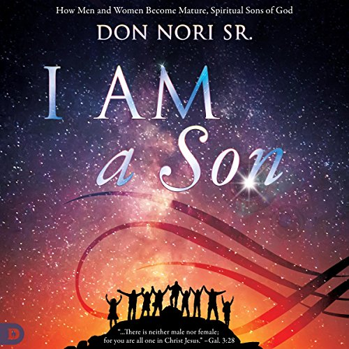 I AM a Son audiobook cover art