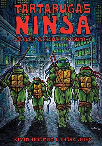 Tartarugas Ninja: Coleção Clássica - Vol. 2
