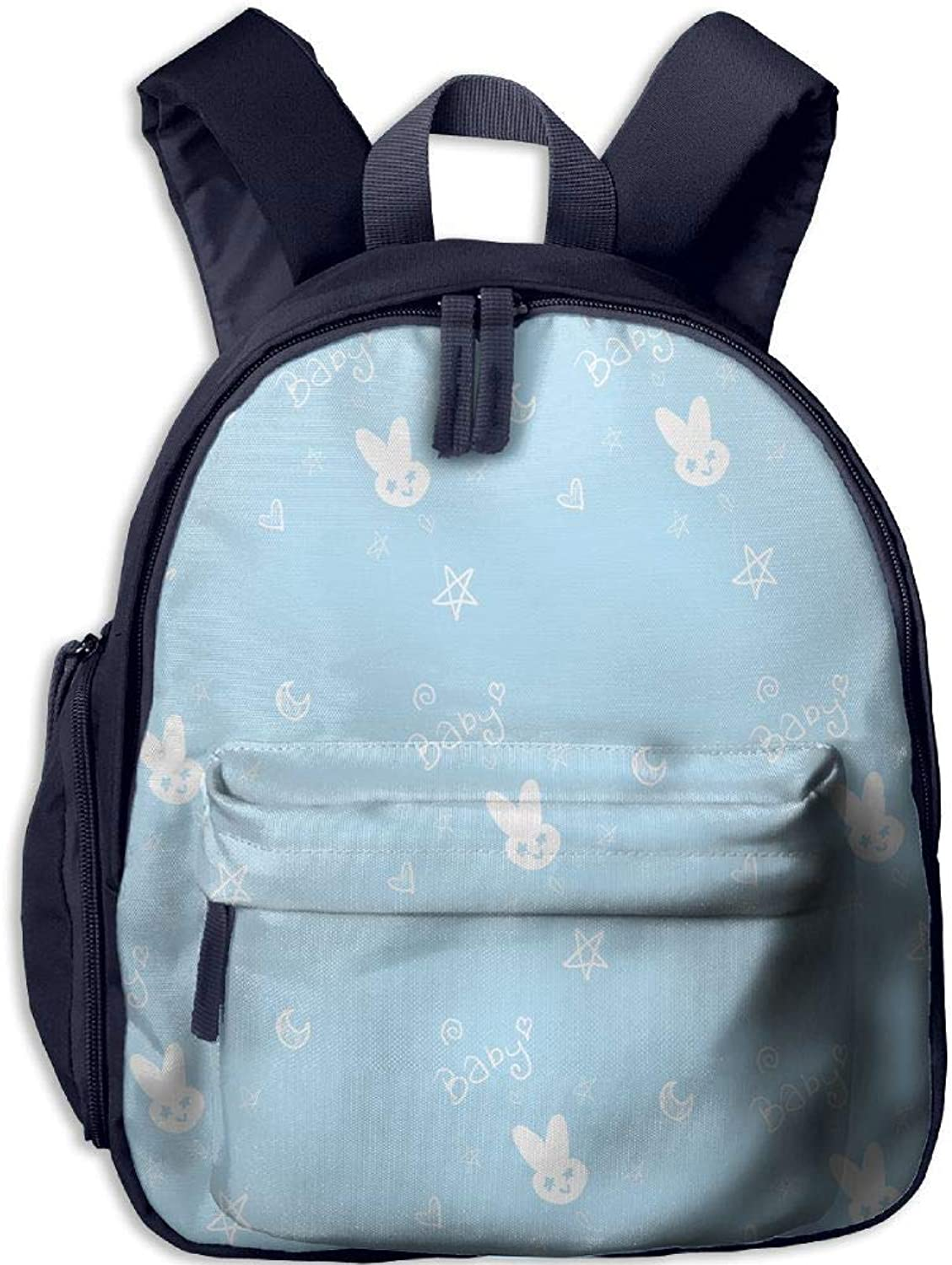 Pinta Rabbit Cub Cool School Book Bag Backpacks for Girl's Boy's
