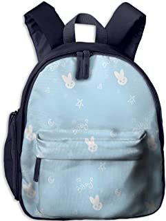 Pinta Rabbit Cub Cool School Book Bag Backpacks for Girl's Boy's