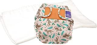 Bambino Mio Miosoft Two-Piece Diaper (Trial Pack), Wild Cat, Size 2