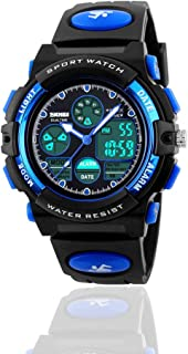 Treasure Store Sports Waterproof Digital Watches for Boys & Girls