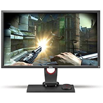 BenQ Zowie 27 inch 144Hz Esports Gaming Monitor, 1440p, 1ms Response Time, Black Equalizer, Color Vibrance, S-Switch, Height Adjustable (XL2730)