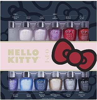 OPI Hello Kitty Nail Polish Collection, Infinite Shine Gift Sets