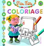 Coloriage P'tite fille - Numéro 2