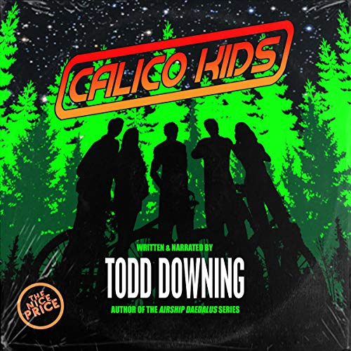 Calico Kids Audiobook By Todd Downing cover art