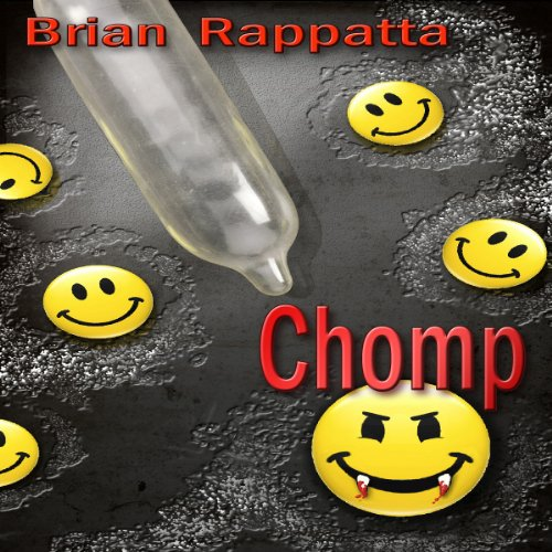 Chomp audiobook cover art