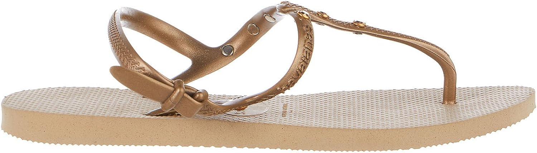 Havaianas Freedom Crystal Swarovski Slingback Sandals