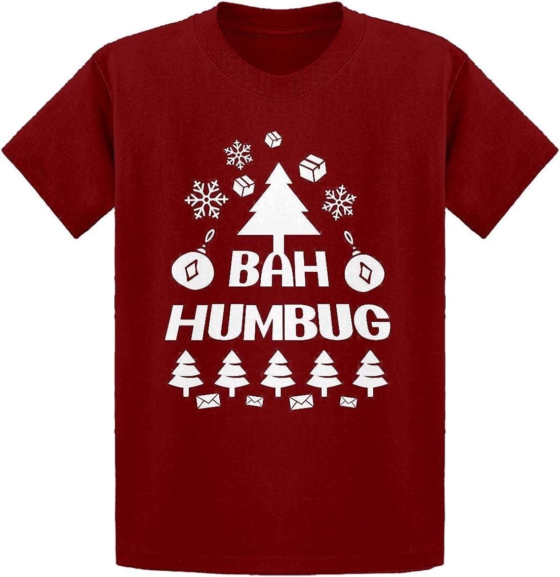 Indica Plateau Bah Humbug Kids T-Shirt