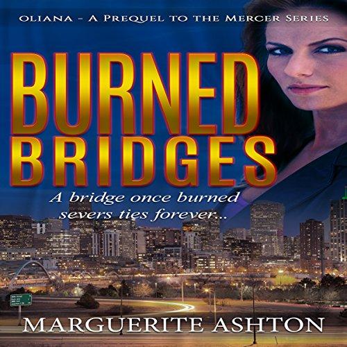 Burned Bridges Audiobook By Marguerite Ashton cover art