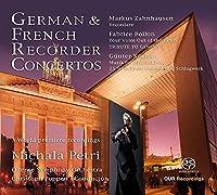 ドイツとフランスのリコーダー協奏曲集