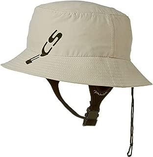 FCS Wet Bucket Surf Hat - Grey