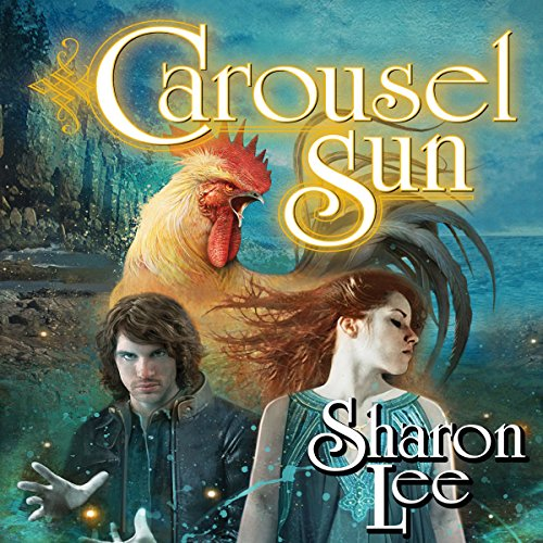 Carousel Sun audiobook cover art