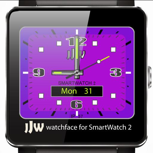 JJW Spark Watchface 4 for SmartWatch 2