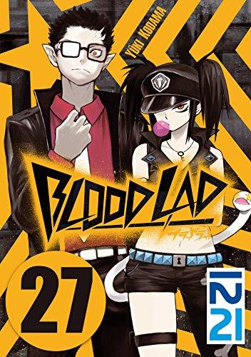Blood Lad - chapitre 27