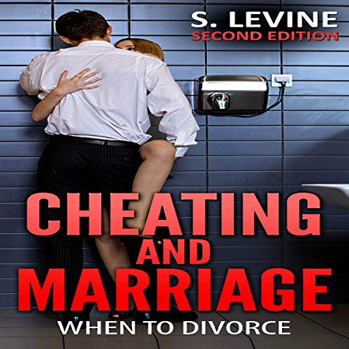 Cheating and Marriage audiobook cover art