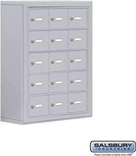 keyed storage lockers