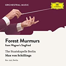 Wagner: Siegfried: Forest Murmurs