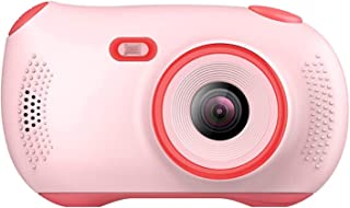 Skynew 子供用デジタルカメラ キッズカメラ トイカメラ 写真 動画 音楽 ゲーム 子供 プレゼント セルフィ― フィルター フレーム 4GB microSD付属 対象年齢6歳以上 ピンク KC-P