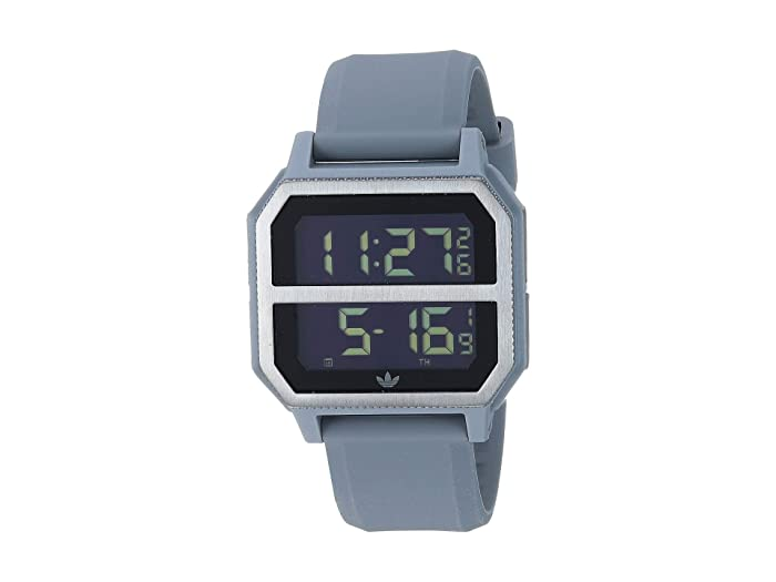adidas  Archive_R2 (All Gunmetal) Watches