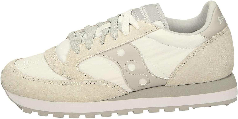 Saucony Sneakers Jazz Original White - Grey, Mens.