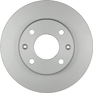 Bosch 26010765 QuietCast Premium Disc Brake Rotor For Honda: 1984-1987 Civic, 1989-1991 CRX, 2000-2006 Insight, 1986-1987 Wagovan; Front