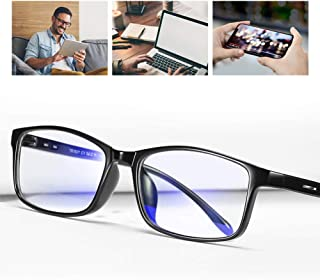 Vaanions™ Blue Light Blocking Glasses,Computer Reading Glasses, Blue Light Filter, UV Digital Eye Strain Anti-Blue Light L...