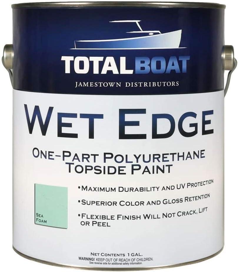 Marine Topside Paint for Boats, Fiberglass, and Wood