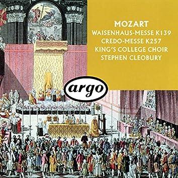 Mozart: Waisenhaus-Messe; Credo-Messe