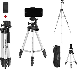Photron STEDY 350 Tripod with Mobile Holder for Smart Phone, Compact Camera, Mobile Phone   Maximum Operating Height: 1050...