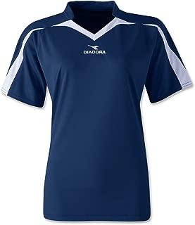 Diadora Rigore Jersey Short Sleeve Shirt