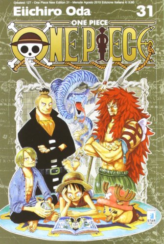 One piece. New edition (Vol. 31)