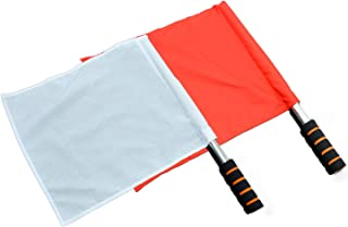 track officials flags